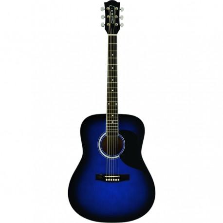 EKO Ranger 6 Blue Sunburst Eko