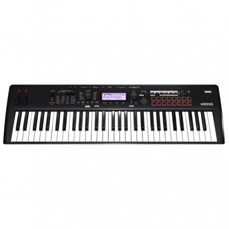 KORG Kross 2 61 Super Matte Black Korg