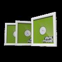 GLORIOUS Vinyl Frame Set White