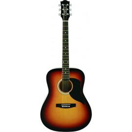 EKO Ranger 6 Three Tone Sunburst Eko